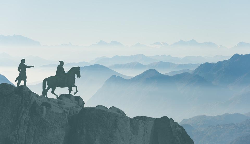 7 caballos más famosos de la literatura